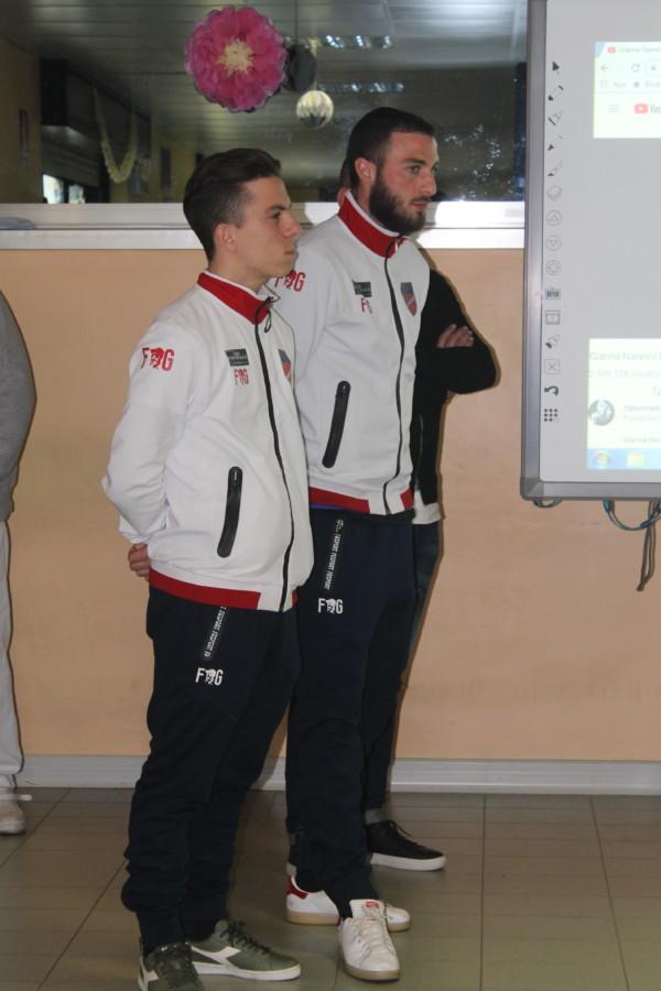 visita club bianco-rosso