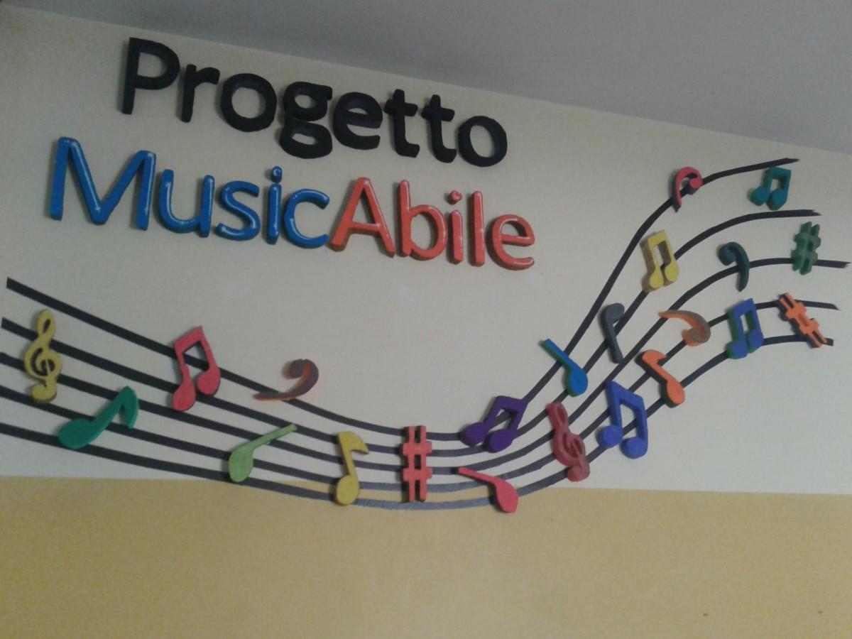 progetto musicAbile 2019